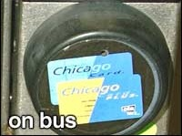 Chicago Card Bus Reader